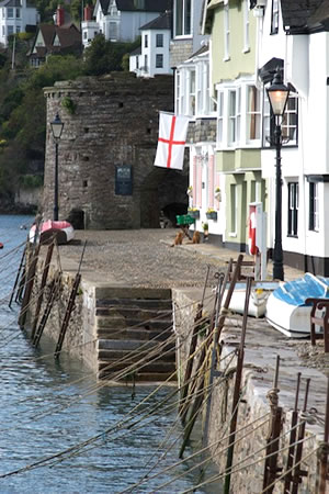 Quayside Picture Dartmouth